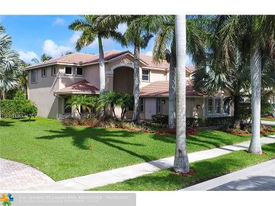Weston Single Family Home For Sale: 895 Tradewinds Bnd