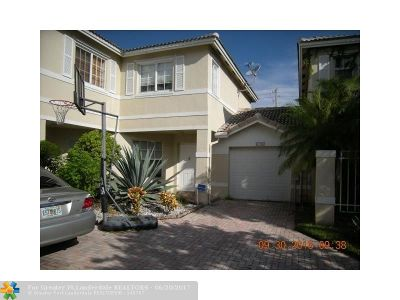 Pembroke Pines Condo/Townhouse Backup Contract-Call LA: 17103 NW 23rd St #17103