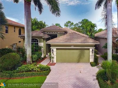 Delray Beach Single Family Home For Sale: 15913 Double Eagle Trl