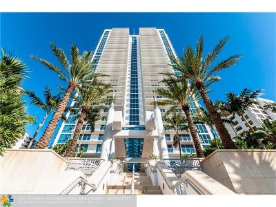 Hollywood Condo/Townhouse For Sale: 3101 S Ocean Dr #902