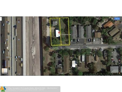 Pompano Beach Residential Lots & Land For Sale: 861 SW 9th St