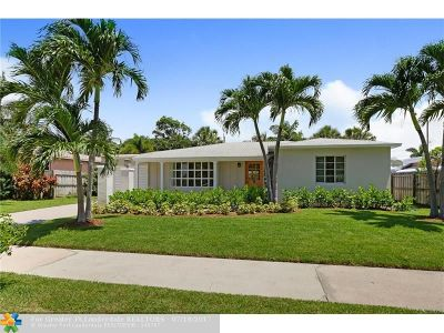 Lake Worth Single Family Home For Sale: 136 Wellesley