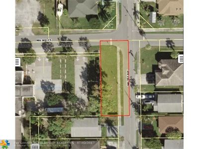 Deerfield Beach Residential Lots & Land For Sale: 100 NW 3rd Court