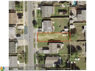 Deerfield Beach Residential Lots & Land For Sale: 600 NW 2nd Ter