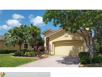 Parkland Single Family Home For Sale: 7857 NW 121st Way