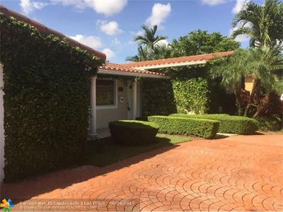 Miami Single Family Home For Sale: 8861 SW 54th St