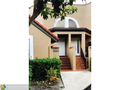 Plantation Condo/Townhouse Backup Contract-Call LA: 9303 W Sunrise Blvd #9303