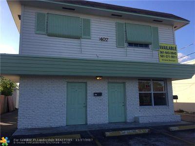 Lantana Multi Family Home For Sale: 407 S 3rd St