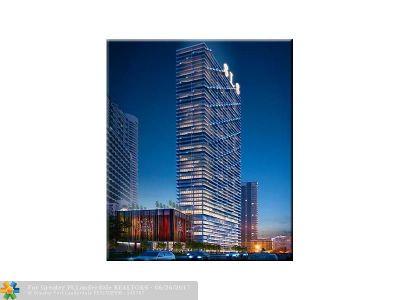 Miami Condo/Townhouse For Sale: 1300 S Miami Ave #1004