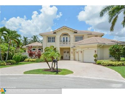 Parkland Single Family Home For Sale: 6454 NW 93rd Drive
