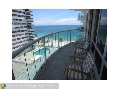 Rental For Rent: 3410 Galt Ocean Dr #705 N