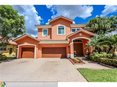 Miramar Single Family Home For Sale: 3120 SW 192nd Ave