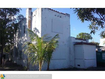 Lake Worth Single Family Home Backup Contract-Call LA: 125 S B St