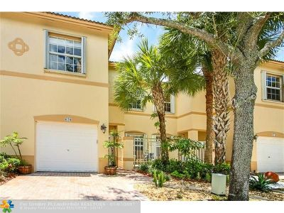 Pembroke Pines Condo/Townhouse Backup Contract-Call LA: 620 NW 170th Ter #620