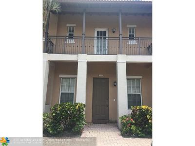 Pembroke Pines Condo/Townhouse For Sale: 14612 SW 6th St #14612