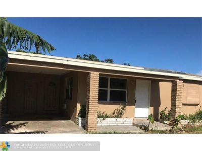 Lake Worth Single Family Home Backup Contract-Call LA: 906 S D St