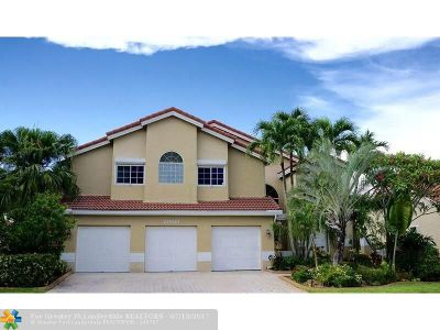 Pembroke Pines Single Family Home For Sale: 20133 NW 9th Dr