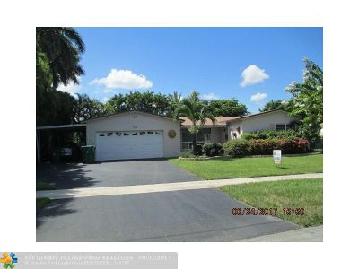 Cooper City Single Family Home For Sale: 9009 SW 51st Pl