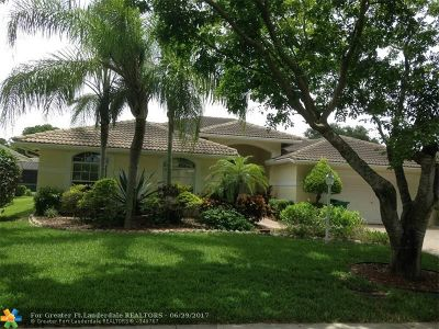 Broward County Single Family Home For Sale: 4842 NW 58th Ave