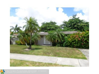 Miami Single Family Home For Sale: 20950 NE 25th Ct