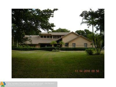 Parkland Single Family Home For Sale: 6910 Annapolis Ct