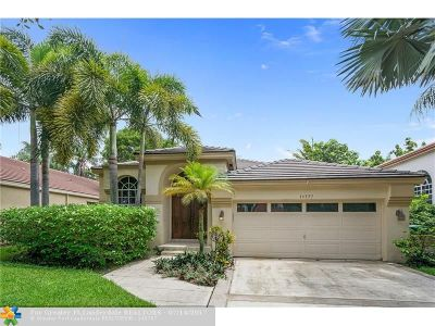 Cooper City Single Family Home For Sale: 10357 Lima St