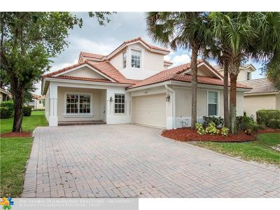 Parkland Single Family Home For Sale: 11244 NW 65th Ct