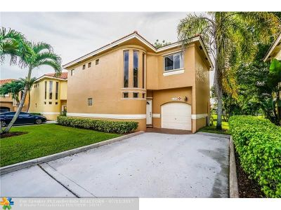 Coral Springs Condo/Townhouse Backup Contract-Call LA: 11277 Lakeview Dr #34-I