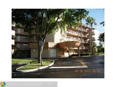 Plantation Condo/Townhouse Backup Contract-Call LA: 7401 NW 16th St #502