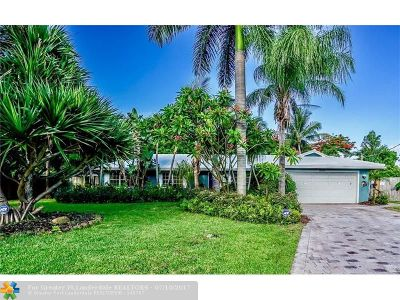 Boca Raton Single Family Home For Sale: 6951 NE 7th Ave