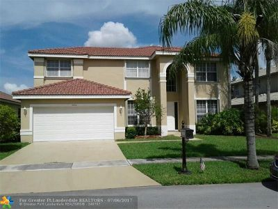 Miramar Single Family Home For Sale: 2266 SW 183 Terrace