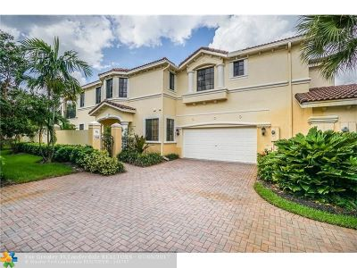 Weston Condo/Townhouse Backup Contract-Call LA: 1508 Passion Vine Cir #23-1