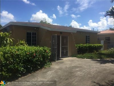 Miami Single Family Home For Sale: 8221 SW 38th St