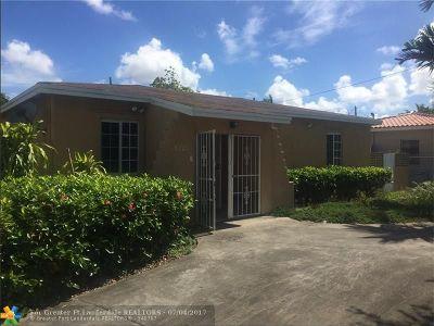 Miami Single Family Home Backup Contract-Call LA: 8221 SW 38th St