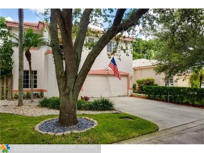 Pompano Beach Single Family Home For Sale: 1423 Banyan Circle