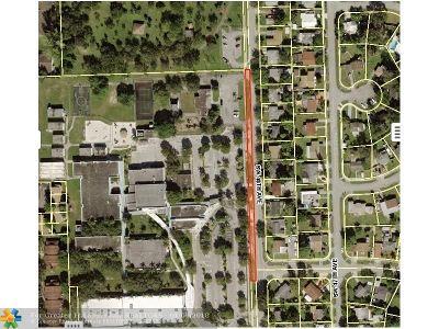 Pembroke Park Commercial Lots & Land For Sale: 3450 SW 48th Ave
