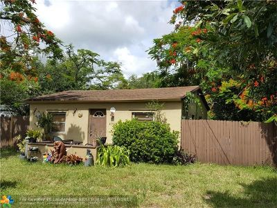 Fort Lauderdale Single Family Home For Sale: 4717 SW 32nd Ave