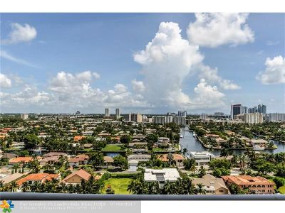 Aventura Condo/Townhouse For Sale: 3640 Yacht Club Dr #1702