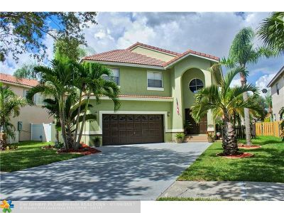 Parkland Single Family Home For Sale: 6321 NW 58th Way