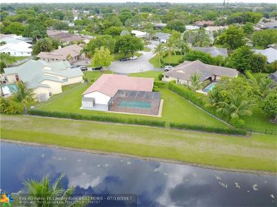 Coral Springs Single Family Home Backup Contract-Call LA: 2166 NW 114th Ter