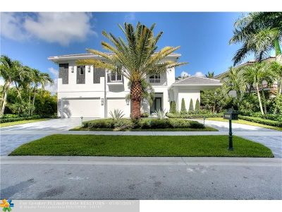 Plantation Single Family Home For Sale: 10120 Sweet Bay St