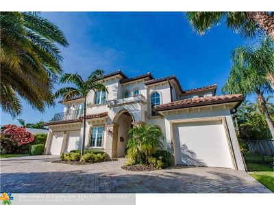 Coral Ridge, Coral Ridge 21-50 B, Coral Ridge Add, Coral Ridge Country Club Single Family Home For Sale: 2664 NE 37th Dr