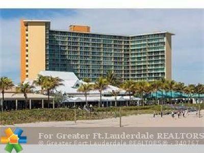 Deerfield Beach Condo/Townhouse For Sale: 333 NE 21st Ave #606