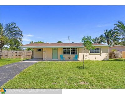Deerfield Beach Single Family Home Backup Contract-Call LA: 300 SE 6th Ave