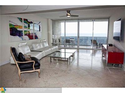 Lhermitage I Condo, Lhermitage Ii Condo Rental For Rent: 3200 N Ocean Blvd #1402