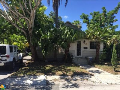 Fort Lauderdale Single Family Home Backup Contract-Call LA: 701 SE 6th Ct