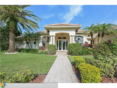 Parkland Single Family Home For Sale: 7920 E Upper Ridge Dr
