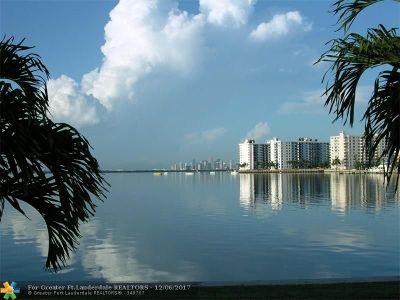 Miami Beach Condo/Townhouse For Sale: 1980 Bay Dr #14
