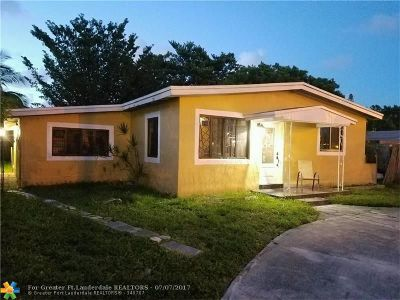 Miami Single Family Home For Sale: 1531 NE 205th Ter