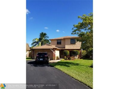 Broward County Single Family Home For Sale: 10100 NW 31st Ct